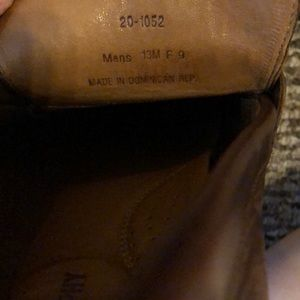 Johnston & Murphy Men's Leather Loafers Sz 13M